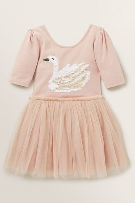 Seed Heritage Splice Dress