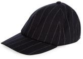 Larose Stripe Merino Wool Cap