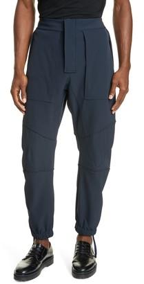 Bottega Veneta Technical Stretch Nylon Pants