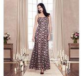 Lauren Conrad Runway Collection Floral Lace Maxi Dress - Women's