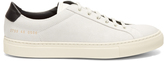 Common Projects Retro Achilles low-top suede trainers