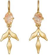 Cathy Waterman Women's Lyrical Triple-Drop Earrings