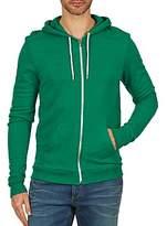 American Apparel UNISEX TRI BLEND HOODIE Green