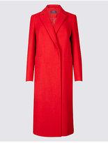 M&S Collection Longline Coat