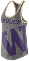 Nike Women's Washington Huskies Dri-Blend Gear Up Tank