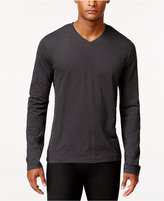 Alfani Men's Striped Long-Sleeve T-Shirt, Regular Fit