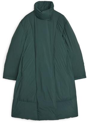 Arket A-Line Puffer Down Coat