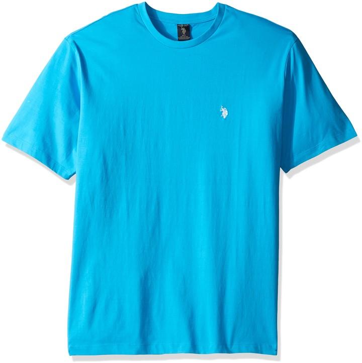 U.S Polo Assn Classic V-neck T-Shirt S M L XL XLT 2XLT 3XLT 4XLT