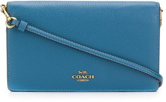 Coach Logo Cross-Body Bag