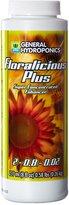 Hydrofarm General Hydroponics Floralicious Plus for Gardening, 8-Ounce