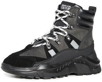 Versace Hiker Sneaker Boots