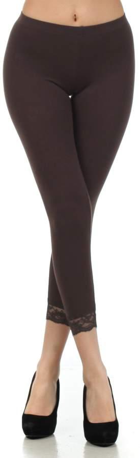 acd89a5c1439ac Brown Capri Pants - ShopStyle Canada