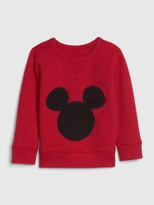 Gap babyGap | Disney Mickey Mouse Quilted Sweatshirt