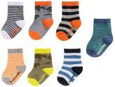 Osh Kosh Baby Boy / Toddler Boy 7-pk. Day of the Week Socks
