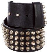 Versace Studded Waist Belt