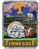 NCAA Tennessee Volunteers Home Field Advantage College Throw