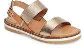 Rudsak Women's Brenna Metallic Sandal