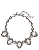 Tasha Crystal Statement Necklace