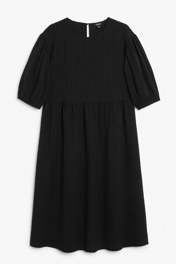 Thumbnail for your product : Monki Cotton midi dress