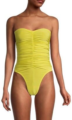 Norma Kamali Slinky Marissa One-Piece Swimsuit