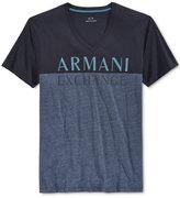 Armani Exchange Men's Tonal Logo T-Shirt