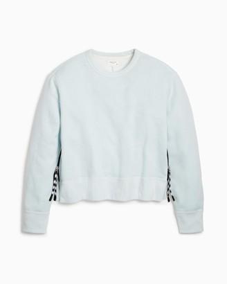 Rag & Bone Frankie knit terry pullover