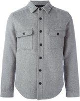 Saturdays Surf NYC classic shirt jacket