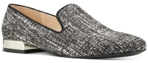 Nine West Lisette Tailored Loafers Women's Shoes