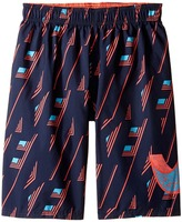Nike Vivid Swoosh 9 Volley Shorts Boy's Swimwear