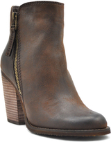 Sbicca Brown Percussion Ankle Boot