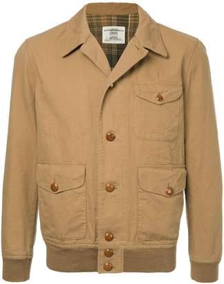 Kent & Curwen three pocket shirt jacket