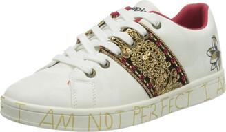 Desigual Women's Shoes_Cosmic_India Sneaker