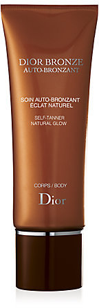 Christian Dior Bronze Self-Tanning Natural Glow for Body/4.3 oz.