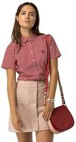Tommy Hilfiger Short-Sleeve Floral Shirt