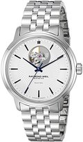 Raymond Weil Men's 'Maestro' Swiss Automatic Stainless Steel Casual Watch, Color:Silver-Toned (Model: 2227-ST-65001)