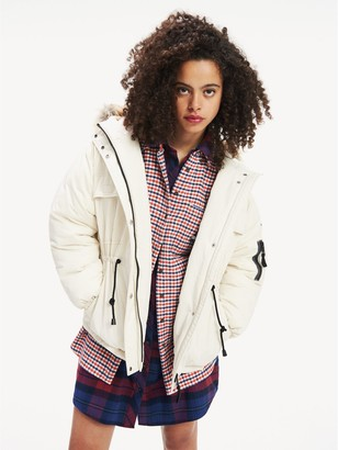 Tommy Hilfiger Cinched Insulated Jacket