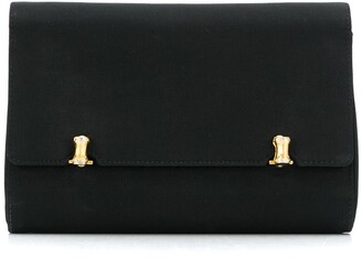 Gucci Pre Owned 1960s Foldover Clutch