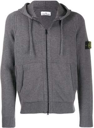 Stone Island drawstring hoodie