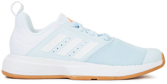 adidas Essence Mesh And Faux Leather Sneakers