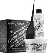 Manic Panic Flash LightningTM Super Strength Bleach Kit