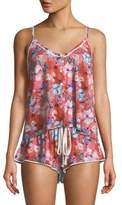 Cosabella Aubrie Floral-Print Camisole