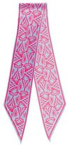 Marc Jacobs Printed Lightweight Scarf