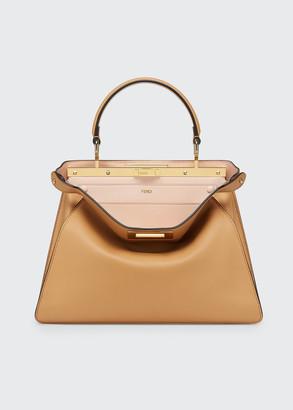 Fendi Peekaboo ISEEU Medium Leather Bag