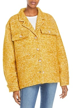 Anine Bing Leon Gold Jacket