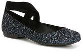 Jessica Simpson Mandalaye3 Snip Toe Glitter Flats