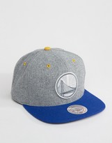 Mitchell & Ness Snapback Cap Greyton Golden State Warriors