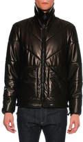Bally Napa Leather Puffer Jacket