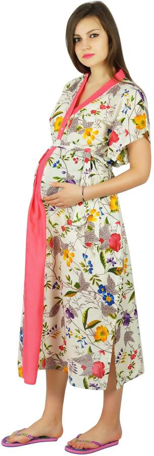 26379951cca65 Maternity Hospital Gown - ShopStyle Canada