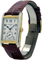 One Kings Lane Vintage Two-Tone Patek Philippe Watch, 1928