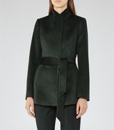 Reiss Reema Belted Jacket